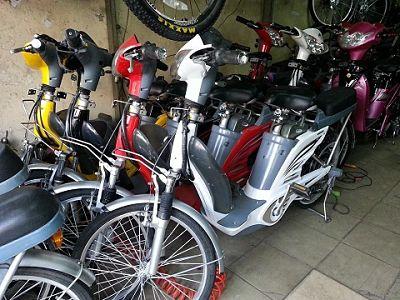 Xe đạp điện cũ giá rẻ chưa chắc đã tôt