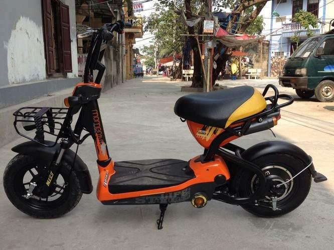 Bán xe đạp điện giant M133 cũ giá rẻ tại Hà Nội