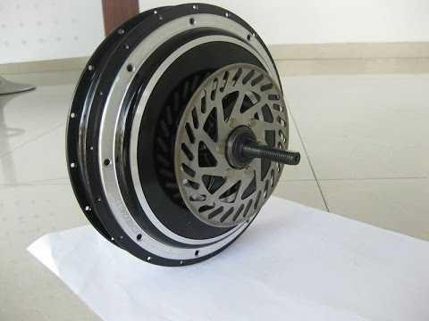 Động cơ xe đạp điện