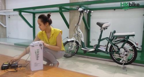 Hướng dẫn cách sạc xe đạp điện khi mới mua