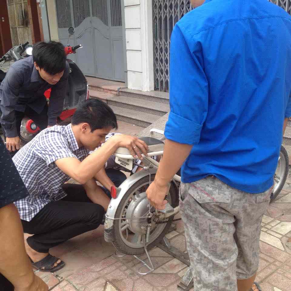 Thu mua xe đạp điện hỏng tại Hà Nội