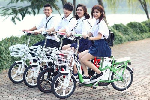Dịch vụ mua bán xe đạp điện cũ tại Hà Nội