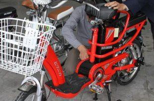 Xe đạp điện bị kêu
