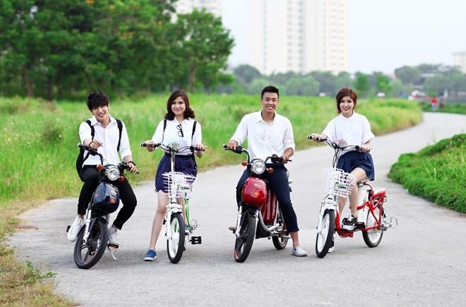 Mua xe đạp điện cũ tiết kiệm hơn