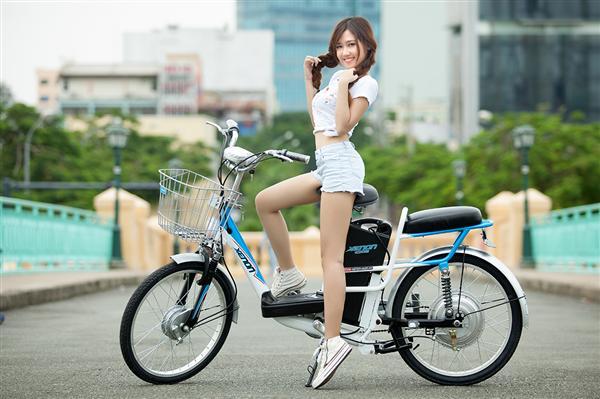 Mua xe đạp điện cũ giá rẻ tại Hà Nội
