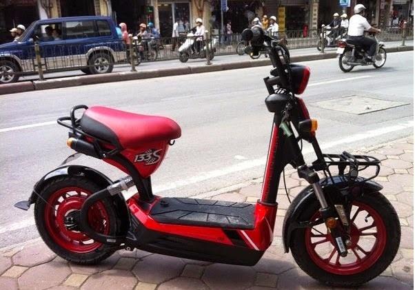 Mua bán xe đạp điện cũ tại Cầu Giấy- Hà Nội