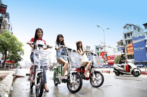 Mua bán xe đạp điện cũ tại Phúc Thọ Hà Nội