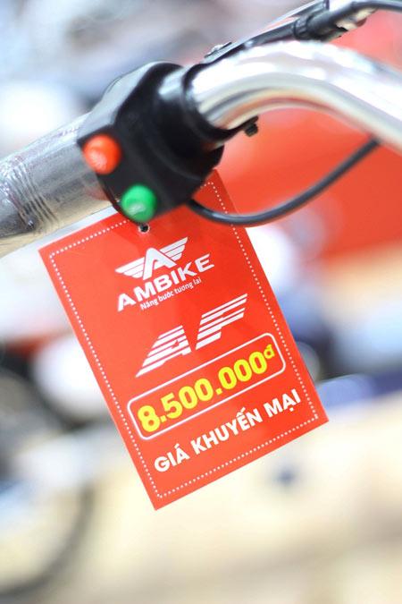 Giá thành rẻ hơn - Lý do nên mua xe đạp điện Việt Nam