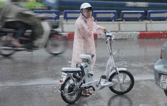 Mua xe đạp điện cũ chịu nước