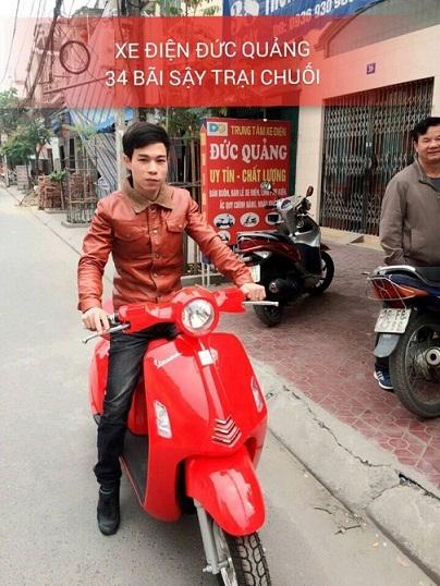 Cửa hàng Mua bán xe đạp điện cũ Hải Phòng