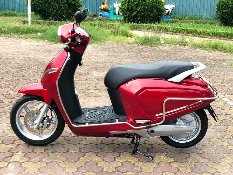 Thu mua xe máy điện Vinfast cũ