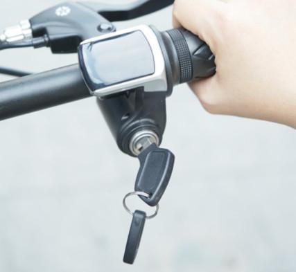 Xe Đạp điện bị mất nguồn do hỏng khóa