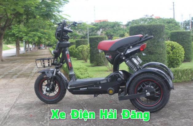 Xe đạp điện Hải Đăng