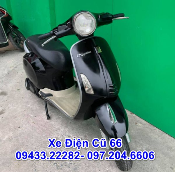 Mua bán xe máy điện vespa cũ tại Hà Nội