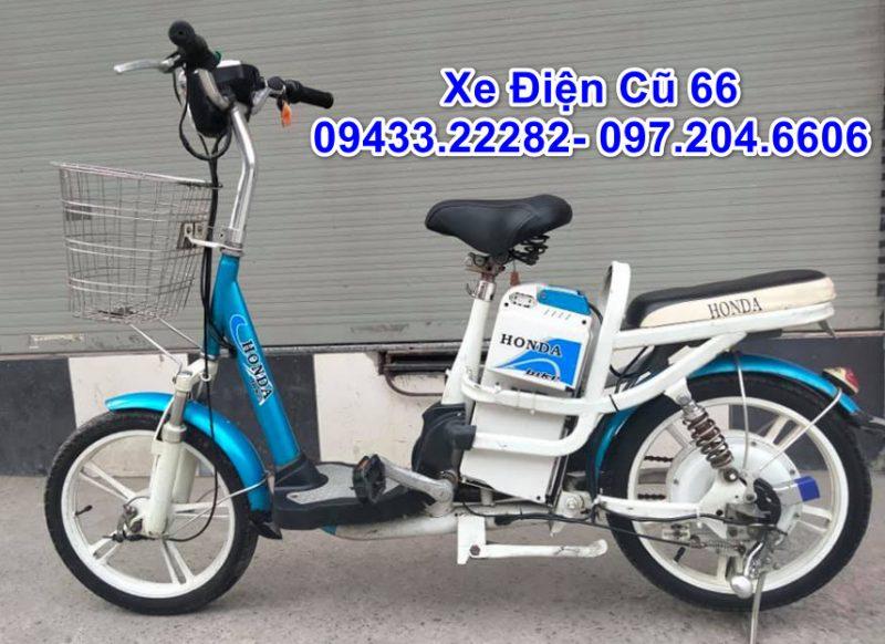 Mua xe đạp điện honda cũ giá cao