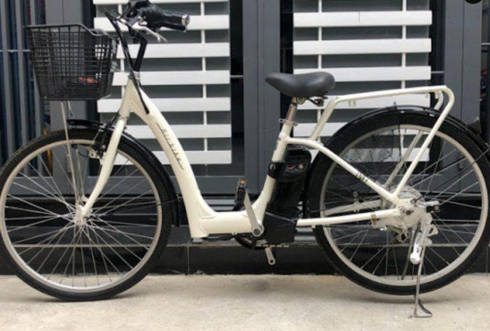 Bán xe đạp điện trợ lực cũ