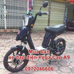 thu mua xe đạp điện Pega Cap A9