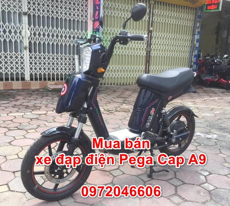 thu mua xe đạp điện Pega Cap A9 cũ